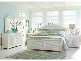 Bedroom Furniture Grand Rapids Liberty Furniture Summer House Queen Panel Bed P556557 Talsma