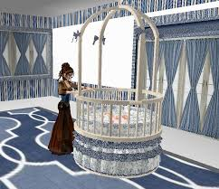 Chicago Cubs Crib Bedding Blue Toile Crib Nurseries Babies The Most Precious Gift