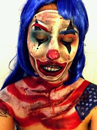 scary clown halloween costumes purge clown purge makeup purge halloween costume clown costume