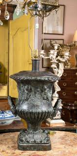 Maitland Smith Lamp Shades pair of cast bronze urn lamps by maitland smith for sale at 1stdibs