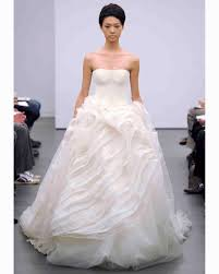 wedding dress vera wang vera wang fall 2013 collection martha stewart weddings