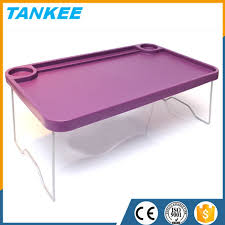 kids folding lap desk multiple use plastic foldable lap tray dinner lap trays with cup