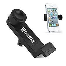 porta iphone 5 auto techere airclaw supporto universale portatile per auto