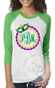 mardi gras tshirt personalized mardi gras raglan mardi gras parade shirt
