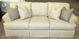 Loose Slipcovers For Sofas by Barnett Furniture Rowe Furniture Addison Slipcover