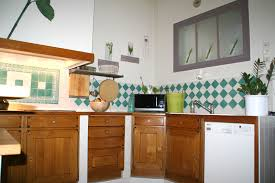 d馗oration int駻ieure cuisine decoration interieur de la cuisine vue salle familiale photo 3