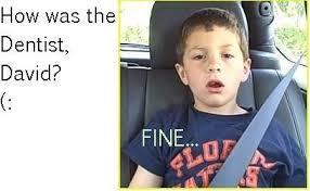 David After Dentist Meme - image 49019 reverse memes know your meme