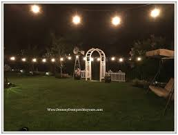 porch at night from my front porch to yours backyard landscape adding farmhouse