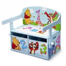 coffre a jouet bureau banc coffre pupitre winnie disney jouets pour tous jouets gifi