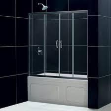 bathtub glass door 9 best shower bath glass doors images on pinterest glass doors