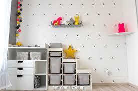 rangements chambre enfants la chambre bébé de zoé bébé lit chambres bébé et le chambre