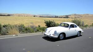 porsche 356c 1964 porsche 356c coupe white youtube
