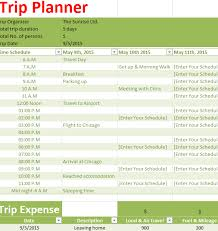 Personal trip planner mini mfagency co