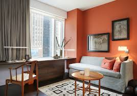Pumpkin Colored Curtains Decorating Amazing Orange Living Room Curtains Decorating With 19 Orange