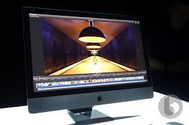imac pro first look apple u0027s latest imac packs insane specs