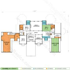 tuxedo park a82 56235 european home plan at design basics