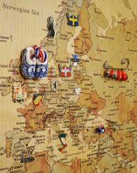 Diy World Map by Diy Travel Pin Map Archives Chug Blogschug Blogs