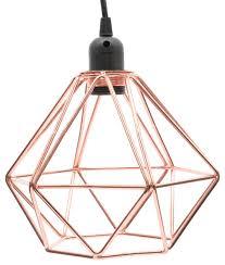 best of copper ceiling light jonas wire copper pendant ceiling light