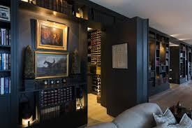 hidden room interior wonderful secret wine cellar room ideas dark brown