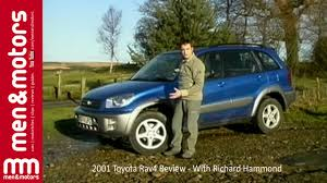 2002 toyota rav4 reliability 2001 toyota rav4 review with richard hammond