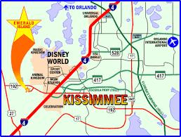 Kissimmee Florida Zip Code Map Kissimmee Map My Blog