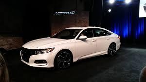 vintage honda accord vwvortex com all new 2018 honda accord sedan unveiled features