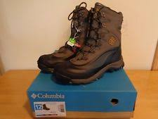s winter hiking boots size 12 columbia liftop ii s waterproof hiking boots bm1551 255 ebay