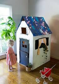 best 25 cardboard box playhouse diy ideas on pinterest