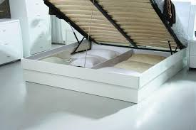 Build Platform Bed With Storage Underneath by Bed With Storage Drawers For Kid Bedroom Ideas