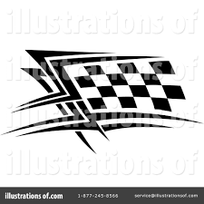 Checkered Flag Eps Checkered Flag Clipart 1224815 Illustration By Vector Tradition Sm