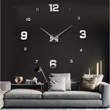 compare prices on poster clock wall online shopping buy low price