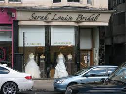 bridal shops glasgow louise bridal on groom shops in city