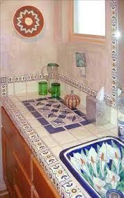 mexican tile bathroom ideas bathroom using mexican tiles decorating with talavera tiles