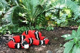 Missouri Botanical Gardens Artist To Explain How 300 000 Legos Became Climatron Surprises
