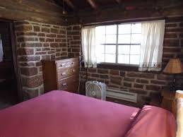 1 Bedroom Log Cabin Floor Plans Bastrop State Park Cabin 1