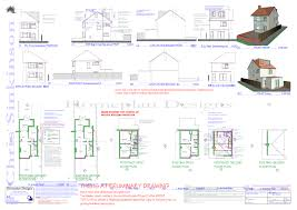 Loft Conversion Floor Plans by Hp 1778a Coulson Attic Conversion Plans Homeplan Designs