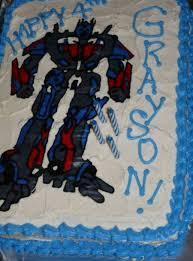 optimus prime cake pan optimus prime cake cakecentral