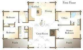 floor plans for log cabins large log home floor plans torneififa