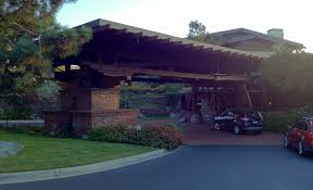 the lodge at torrey pines an architectural homage to greene
