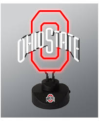 ohio state neon light memory company ohio state buckeyes neon light sports fan shop by