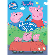 adventures with peppa on shopsavvy