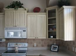 How To Whitewash Kitchen Cabinets Painting Kitchen Cabinets Cream White Pendants Rectangle Brown