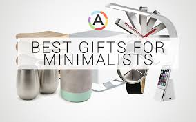40 best gifts for minimalists minimalist design gifts for him