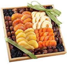 fruit gift mosaic dried fruit gift tray gourmet fruit gifts