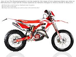 graphics for motocross bikes fantic pre designed mx graphics kits ringmaster imagesringmaster