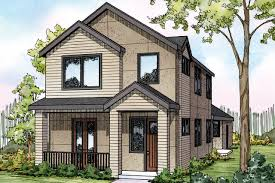 Home Front Design by Contemporary House Plans Eastlake 30 869 Associated Designs