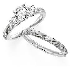 carved wedding band artcarved engagement rings wedding rings pictures style 31