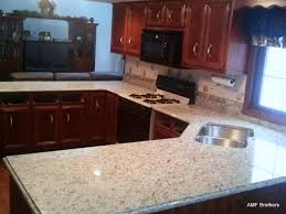 kitchen bar giallo ornamental ornamental granite countertops