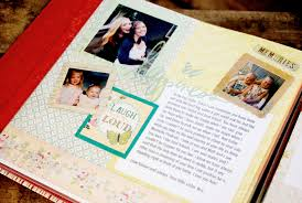 a gift from the bridesmaids and maid matron of honor a scrapbook