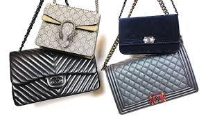 designer taschen meine designer taschen sammlung chanel gucci zanna